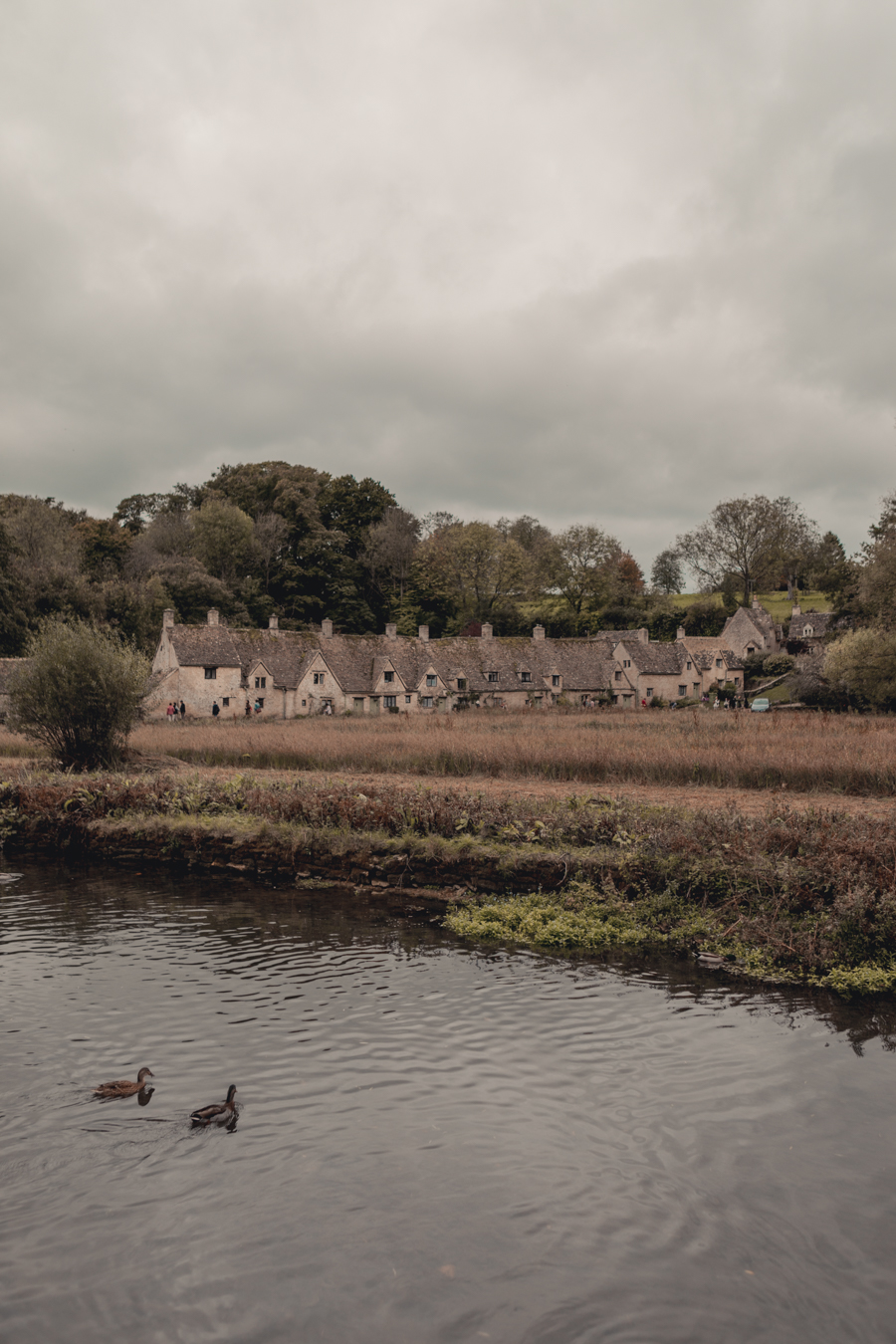 Arlington Row, Bibury - The Perfect Cotswolds Road Trip Weekend