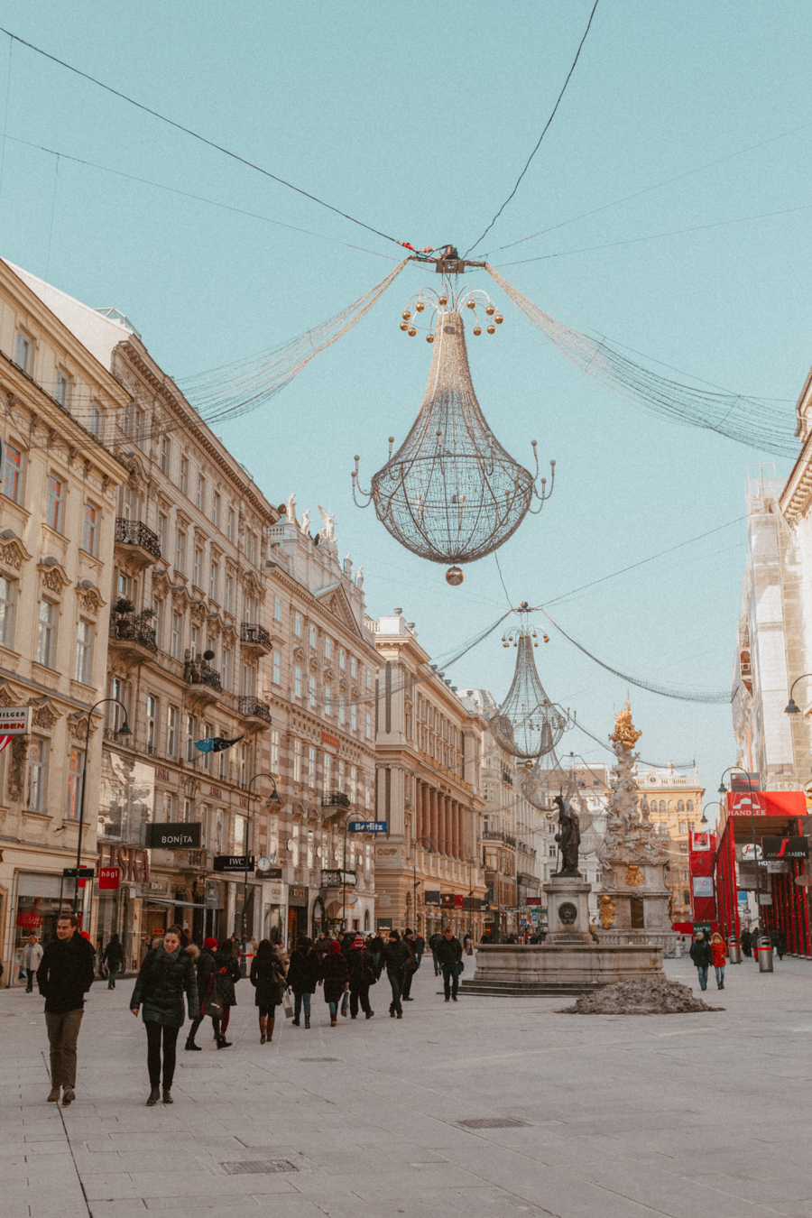 The Graben - Vienna Instagram and Photography Guide