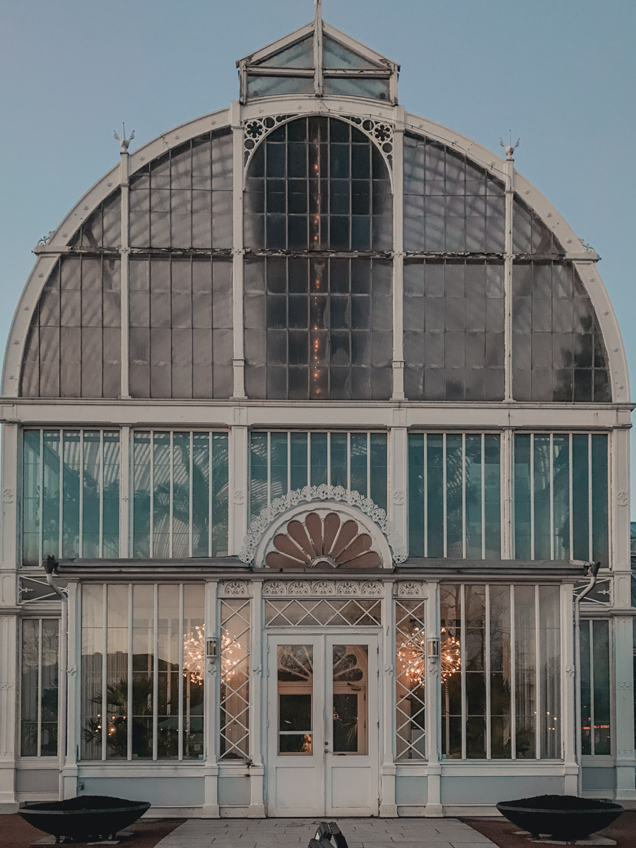 Gothenburg Things to do - Palm House