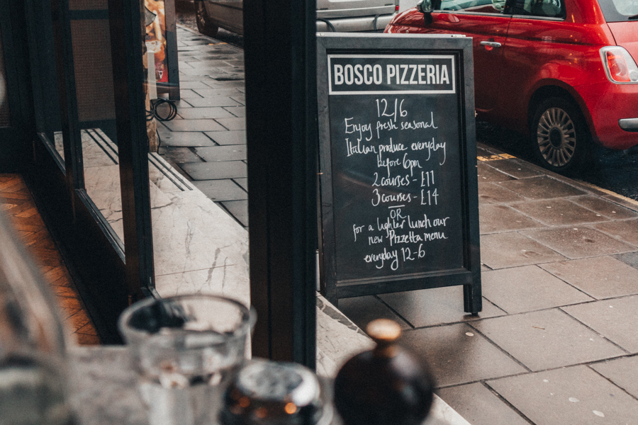 Bosco Pizza Bristol