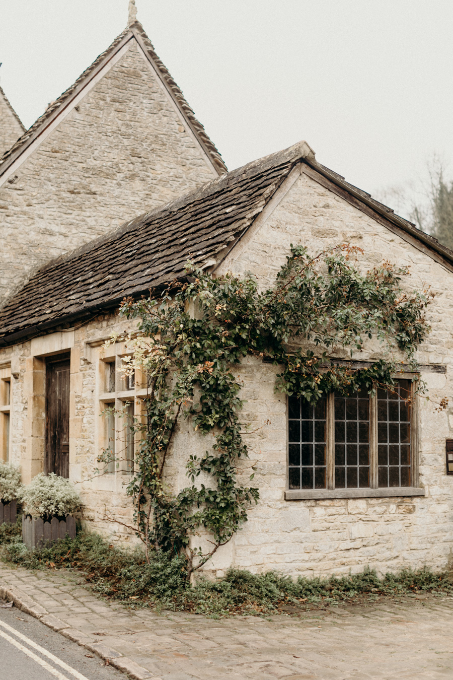 Cottages at Castle Combe